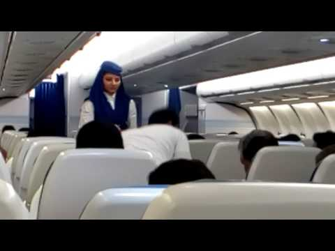 saudi airlines air hostess