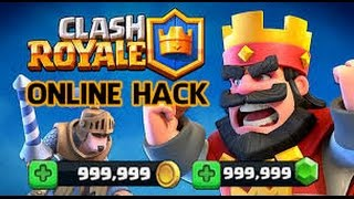 Clash Royale Hack Gems 2016 (Android/iOS) Clash Royale Cheat