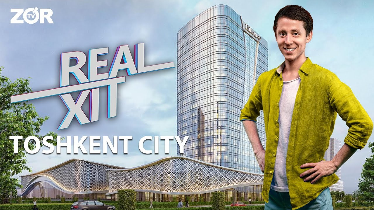 Real Xit - Toshkent City Parkida!