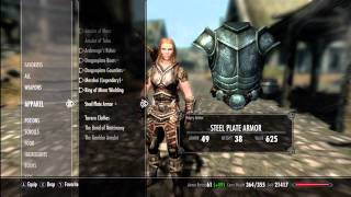 Skyrim: How to Make Your Wife Hot Guide (Xbox 360)