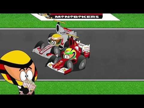 MiniDrivers - Chapter 4x03 - 2012 Chinese Grand Prix