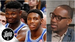Tracy McGrady refuses to talk Zion Williamson: