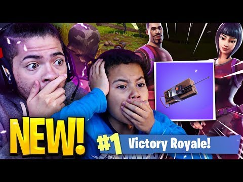 *NEW* SKINS ARE INSANE! C4 COMING To Fortnite: Battle Royale! 9 YEAR OLD BROTHER WINS!  *MUST SEE*