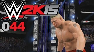 WWE 2K15 [PC] #044: The BEAST is UNLEASHED «» Let