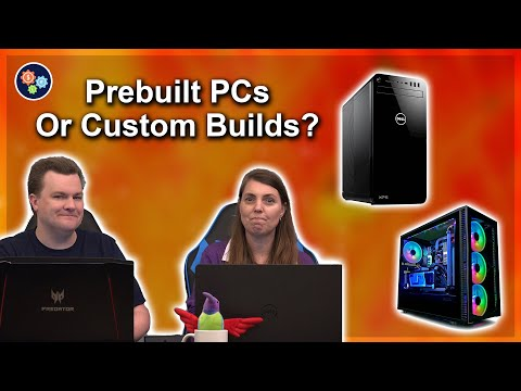 Pre-Built Computer vs Custom Build PC — Pros & Cons — Which Should You Buy?