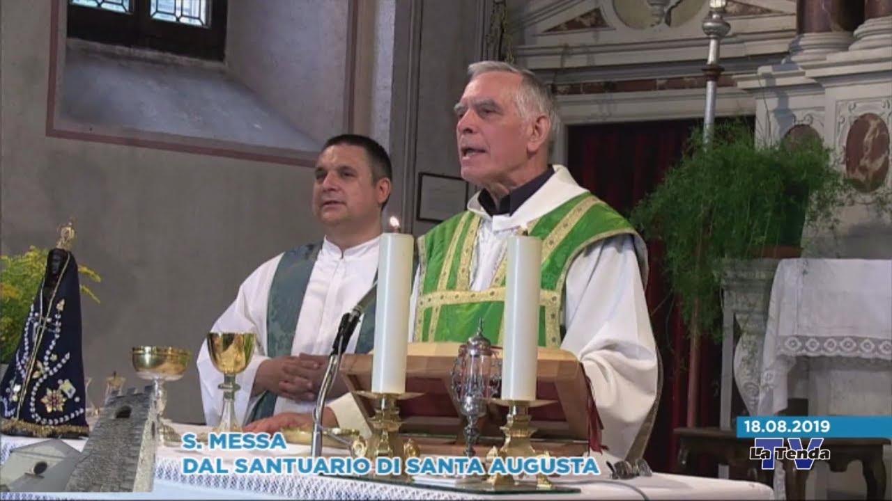 S. Messa italo brasiliana dal Santuario di Santa Augusta