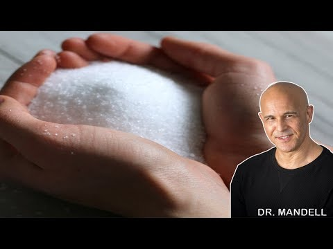 ONE THING YOU PROBABLY DIDN'T KNOW ABOUT THE HEALING POWERS OF EPSOM SALT - Dr Mandell, DC