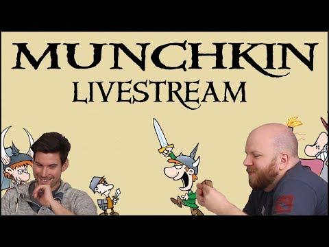 Fun With Geeks Live | Munchkin (Julcsi, Kaci, Csirke)