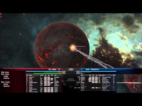 EVE Online – Alliance Tournament XII Day 1