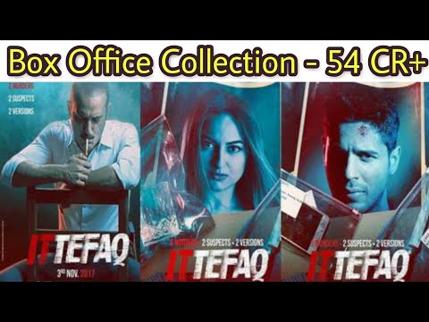 Ittefaq Worldwide Box Office...
