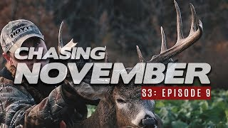 "230"" Giant, Cruising Illinois Buck | Chasing November S3E9"