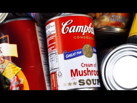 You Should Never Buy Canned Food At The Dollar Store