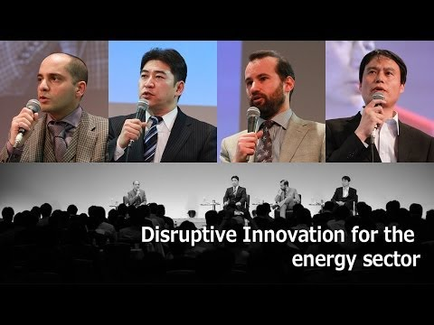 Disruptive Innovation for the energy sector -NES2014-