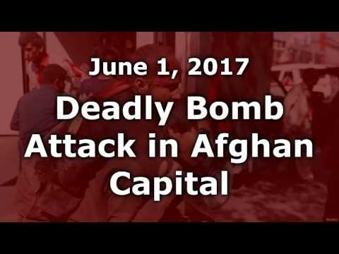 Deadly Bomb Attack in Afghan Capital