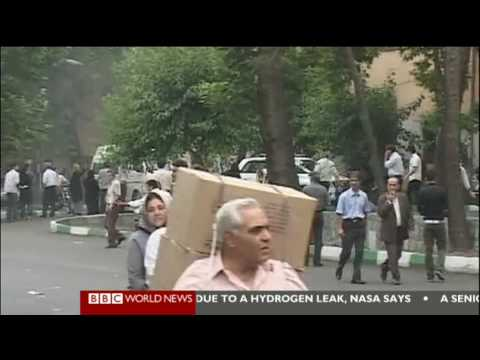 Protests against Election Fraud in Iran 13th June 2009