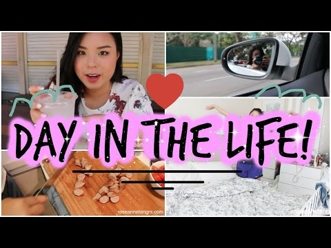 Day in the Life! Singapore, My new Bloom by Roseanne office, Ikea run & more!
