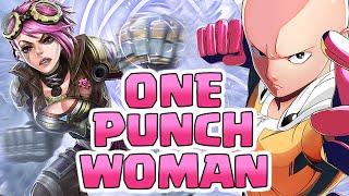 Nightblue3 - ONE PUNCH WOMAN VI ONE SHOT COMBO