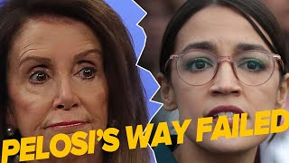 Hosts: Pelosi's way has failed