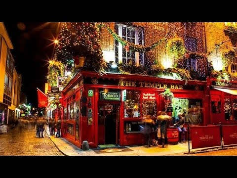 The Temple Bar - Dublin , Ireland - LIVE  Webcam