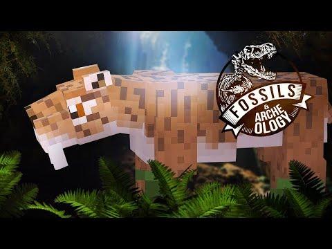 BIRTH OF THE SMILODON | Minecraft Dinosaurs (Part 10)
