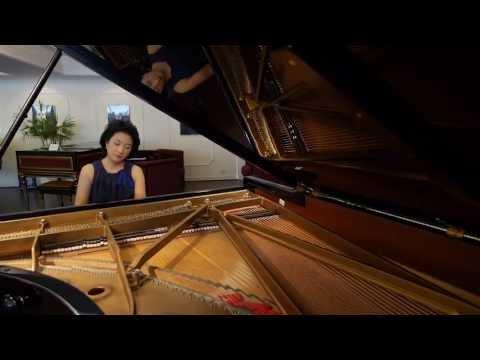 Claude Debussy: Arabesque No 1