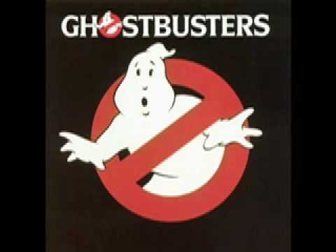 ghost busters theme song