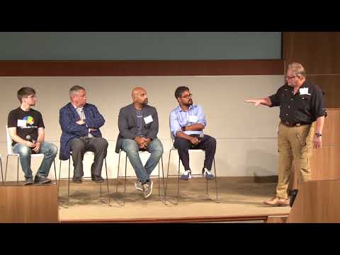 2017 FDL Talk - Interview panel and the End (SETI Talks 2017)