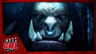 WORLD OF WARCRAFT fr - FILM JEU COMPLET