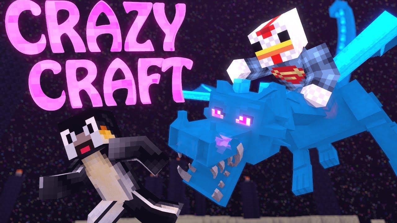 Minecraft crazycraft orespawn modded survival ep 10 for The atlantic craft minecraft