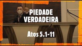 IP Arapongas - Pr Donadeli - PIEDADE VERDADEIRA - 11-10-2020