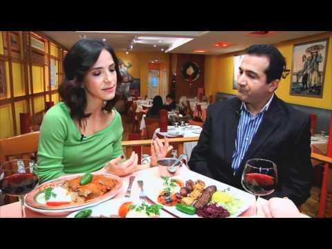 Ereka Vetrini at Seven't Turkish Grill