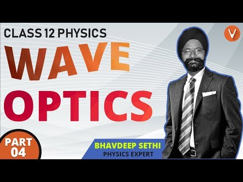Wave Optics Light and Wavefront- Part 4| Class12 Physics | JEE Mains | Advanced |Board Preparation thumbnail