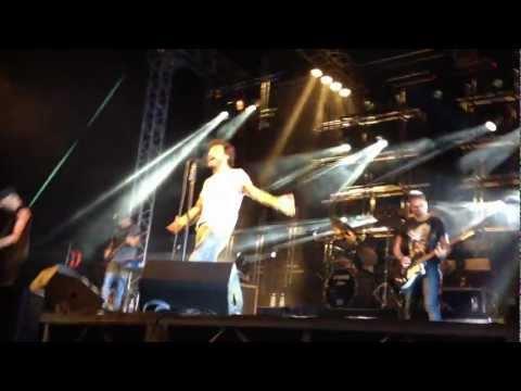 Francesco Renga - Sto già bene! - LIVE - T.EST 2012 Rizziconi (RC)