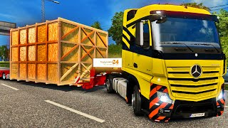 Caixa Gigante - Euro Truck Simulator 2