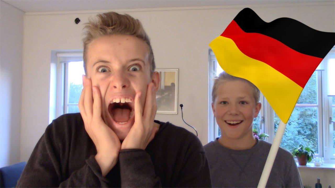 tysker hår