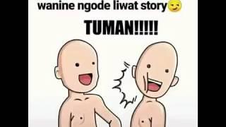 Viral! Kumpulan meme TUMAN yang lagi viral dimedia sosial