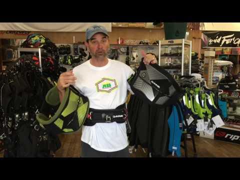 2017 Dakine C1 Waist harness