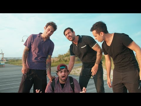 "PRSNA - ""Ready to Leave"" feat. AJ Perdomo of The Dangerous Summer (Official Music Video)"
