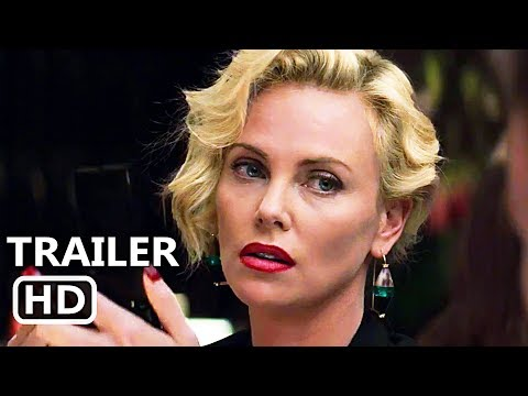 GRINGO Official Trailer # 2 (2018) Charlize Theron, Amanda Seyfried Action Movie HD