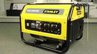Бензиновый генератор Stanley SG 2200(, 2014-10-30T15:01:28.000Z)