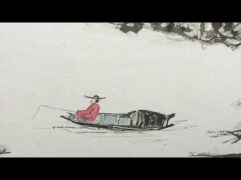 Yao Chen composition: Cloud Herding/ 姚晨作品:牧云图