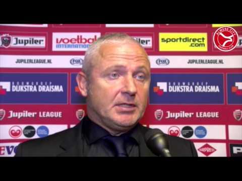 Reactie Jack de Gier - Cambuur - Almere City FC