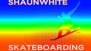 Juego de Shaun white skateboarding en ps3