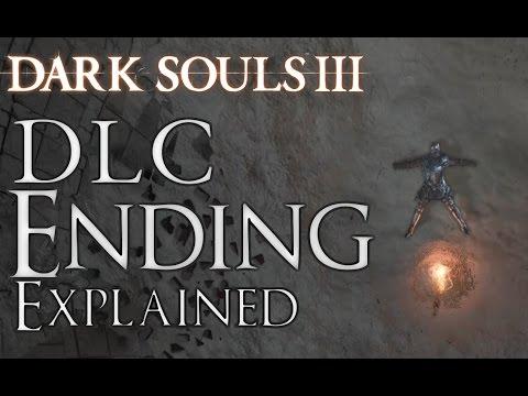 Dark Souls 3 DLC: Ending Explained