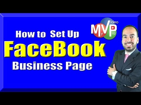 How To Setup A Facebook Business Page (Updated 2016)