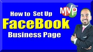 How Setup Facebook Business Page Updated
