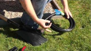 How To Move A Sprinkler Head