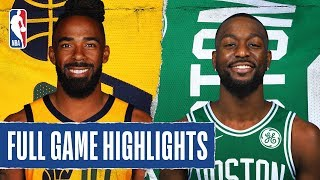 Jazz At Celtics | Full Game Highlights | March 6, 2020