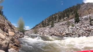Boulder County Crew Clear Creek Run 5/26/2013
