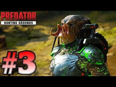PREDATOR: Hunting Grounds - Game #3 (Beta) @ 1440p (60ᶠᵖˢ) ✔
